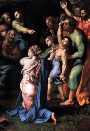 Rafael: Proměnění Páně